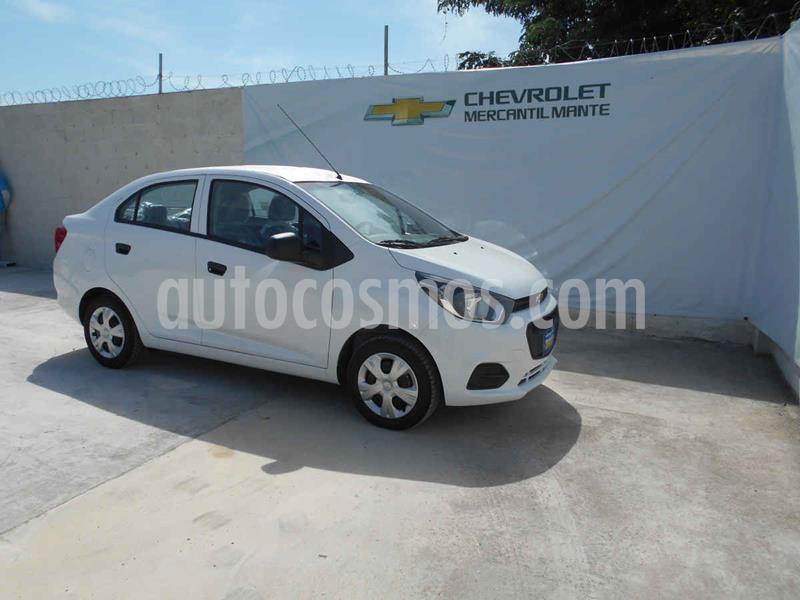 Chevrolet Beat LT nuevo color Blanco precio $210,300