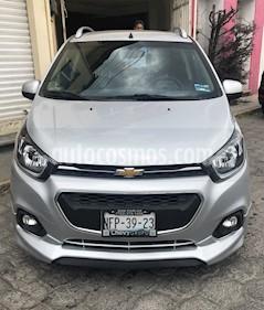 Chevrolet Beat LTZ usado (2018) color Plata Metalico precio $148,000