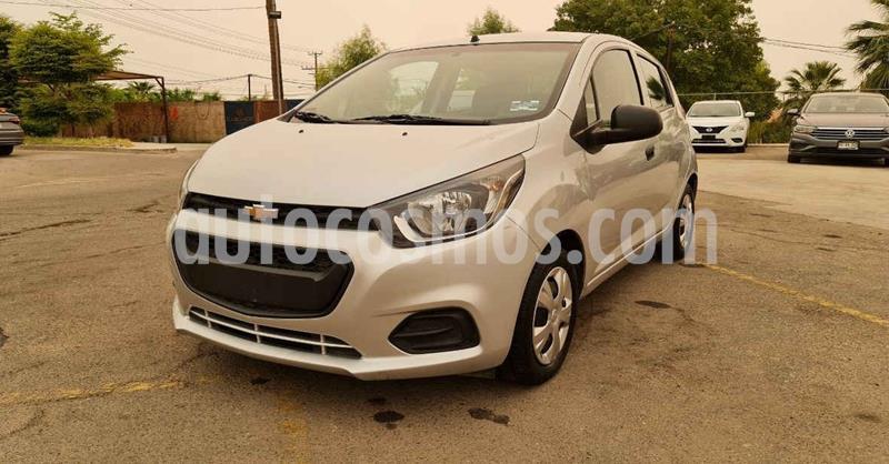 Chevrolet Beat LT usado (2020) color Plata Dorado precio $139,900