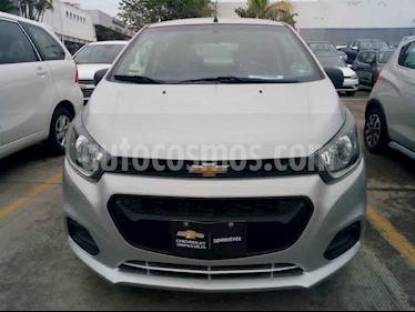 Chevrolet Beat 5p LT L4/1.2 Man usado (2019) color Plata precio $138,500