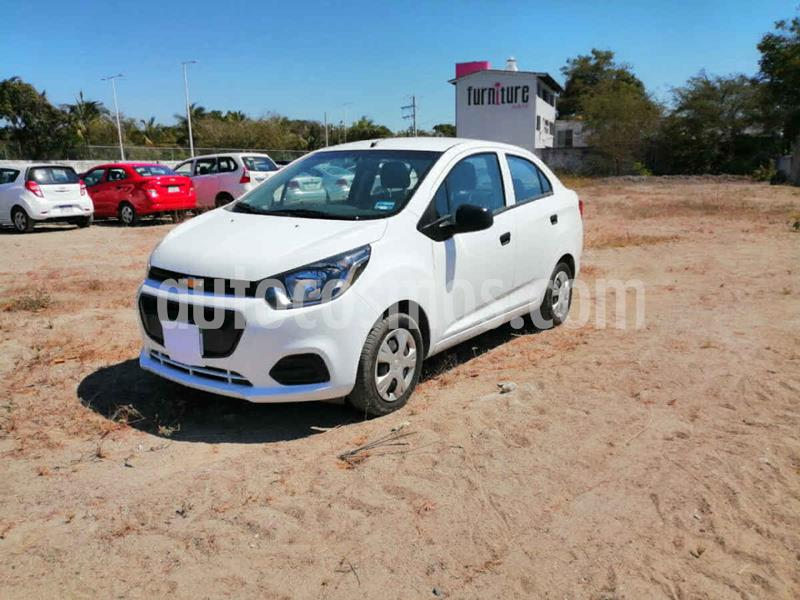 Chevrolet Beat LT Sedan usado (2020) color Blanco precio $149,900