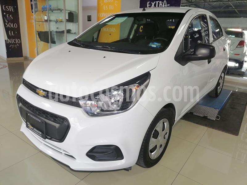 Chevrolet Beat LT Sedan usado (2019) color Blanco precio $175,000