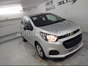 Chevrolet Beat LT Sedan usado (2019) color Plata Metalico precio $163,000