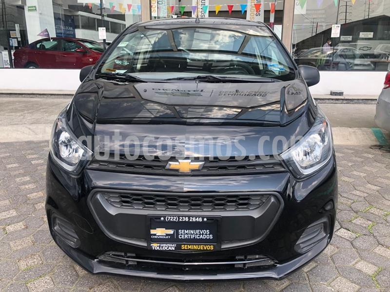 Chevrolet Beat LT usado (2019) color Negro precio $155,000