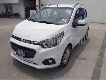 Chevrolet Beat LS nuevo color Blanco precio $201,300