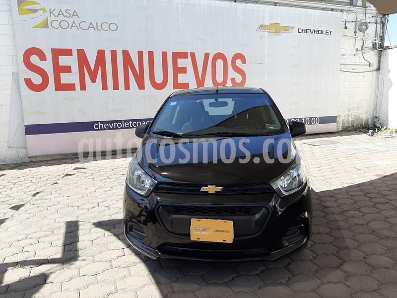 Chevrolet Beat LS usado (2018) color Negro precio $140,000