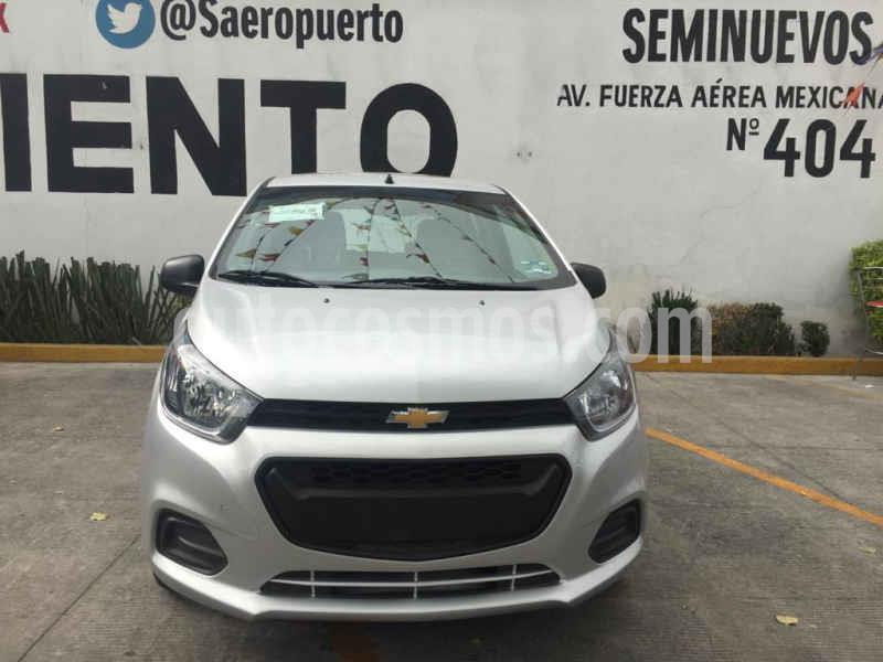 Chevrolet Beat LT usado (2019) color Plata precio $150,000