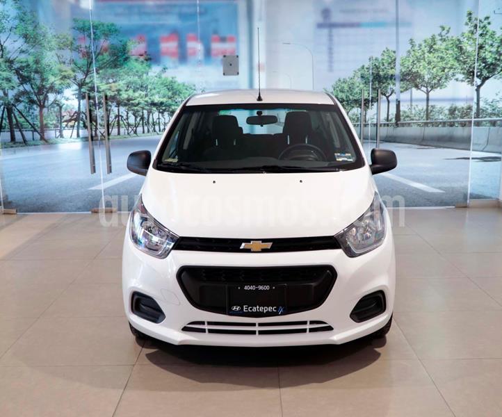 Chevrolet Beat LT usado (2020) color Blanco precio $164,255
