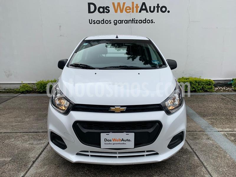 Chevrolet Beat LS usado (2019) color Blanco precio $129,900