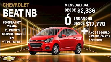Foto Chevrolet Beat LS Sedan nuevo color Rojo precio $177,700