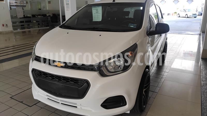 Chevrolet Beat LT usado (2018) color Blanco precio $142,400