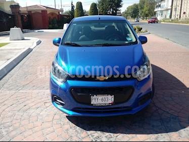 Chevrolet Beat LTZ Sedan usado (2019) color Azul Espacio precio $141,000