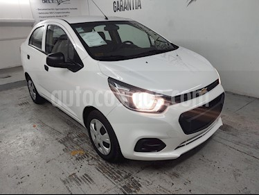 Chevrolet Beat LT Sedan usado (2019) color Blanco precio $163,000