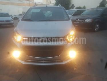 Chevrolet Beat LTZ usado (2020) color Plata precio $189,900