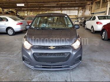 Chevrolet Beat LT usado (2020) color Gris Titanio precio $149,900