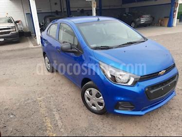 Chevrolet Beat 4p NB LT L4/1.2 Man usado (2019) color Azul precio $165,000