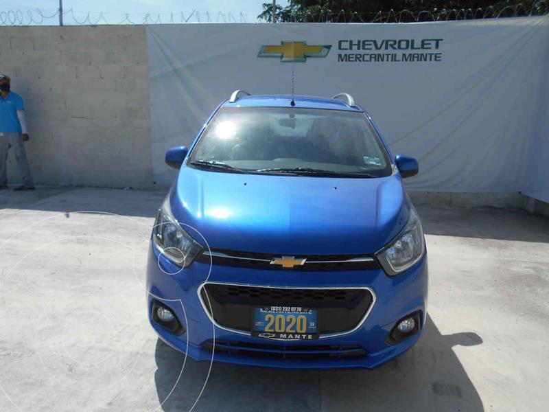 OfertaChevrolet Beat Notchback LTZ nuevo color Azul precio $207,900