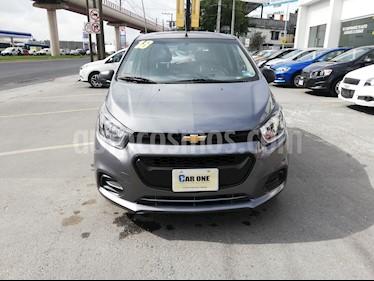 Foto Chevrolet Beat LT usado (2018) color Gris precio $149,000