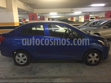 Chevrolet Beat Hatchback LT usado (2019) color Azul precio $140,000