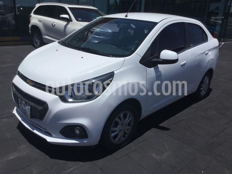 Chevrolet Beat LTZ Sedan usado (2018) color Blanco precio $165,000