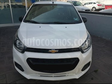 Chevrolet Beat BEAT LT TM usado (2018) color Blanco precio $132,900