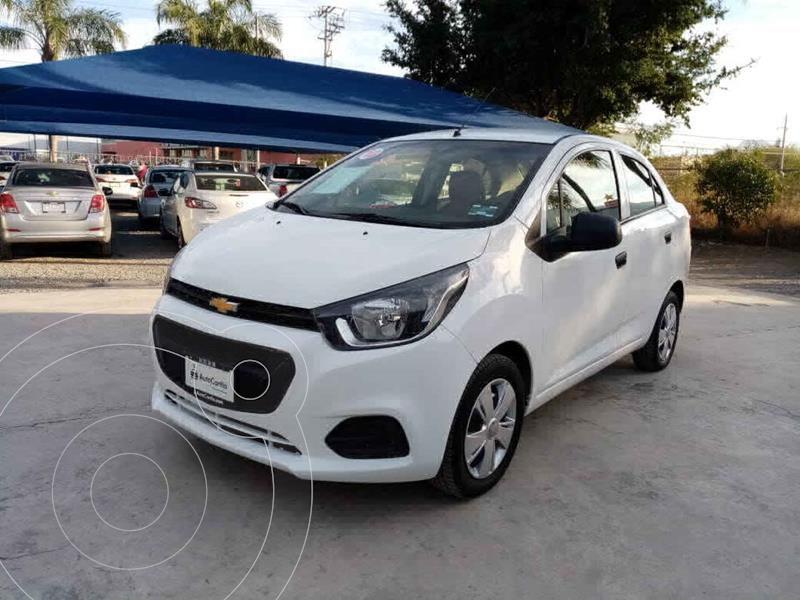 Chevrolet Beat Notchback LT Sedan usado (2018) color Blanco precio $139,000
