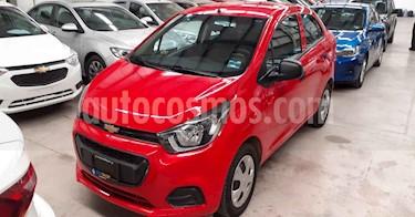 Chevrolet Beat 4p NB LT L4/1.2 Man usado (2019) color Rojo precio $139,900