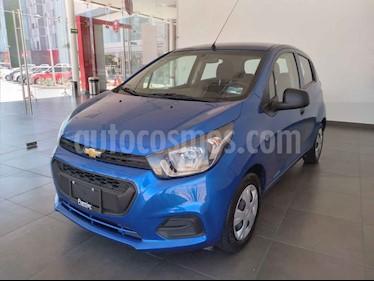 Chevrolet Beat LT Sedan usado (2019) color Azul precio $145,000