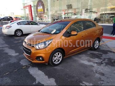 Chevrolet Beat LTZ Sedan usado (2020) color Naranja precio $195,000