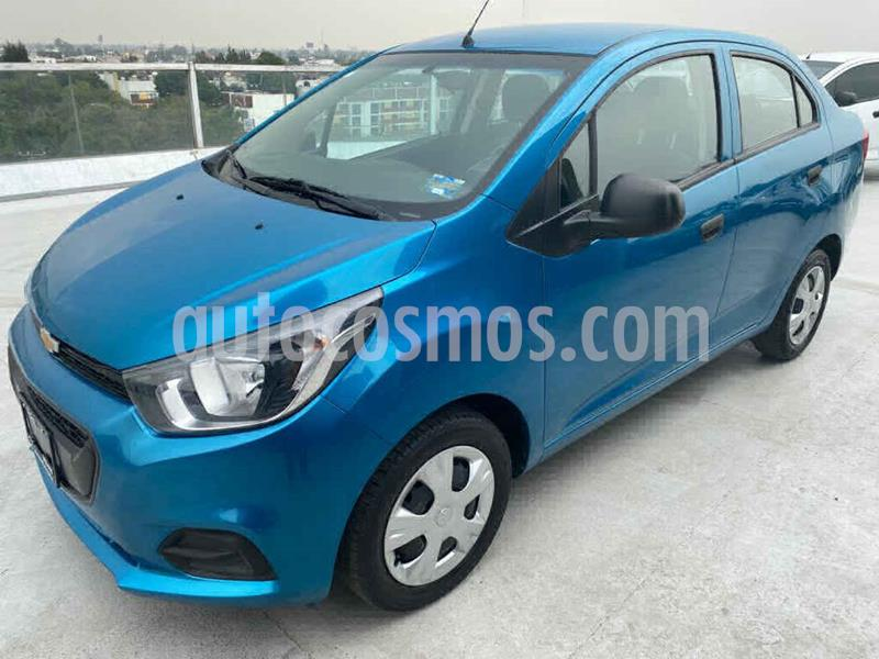 Chevrolet Beat LT Sedan usado (2019) color Azul precio $139,000