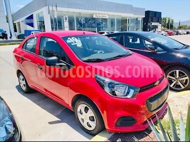 Chevrolet Beat LT Sedan usado (2019) color Rojo precio $159,000
