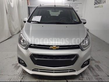 Chevrolet Beat LTZ usado (2018) color Plata Metalico precio $150,000