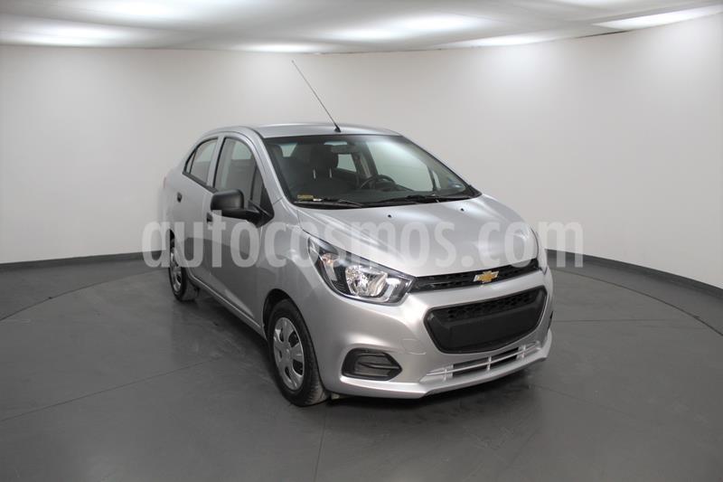 Chevrolet Beat LT usado (2020) color Plata precio $162,900