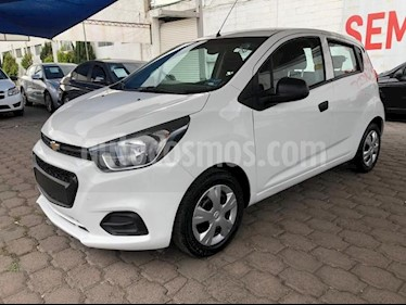 Chevrolet Beat 5P LT 1.2L TM5 A/AC. VE DEL. R-14 usado (2018) color Blanco precio $135,000