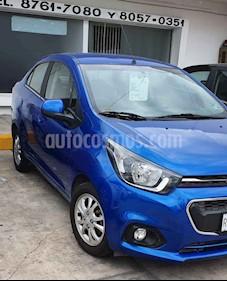 Chevrolet Beat LTZ usado (2019) color Azul precio $197,000