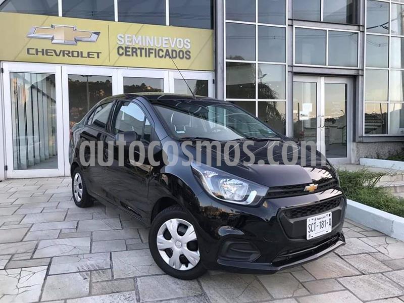 Foto Chevrolet Beat LT Sedan usado (2019) color Negro precio $160,000