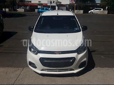 Chevrolet Beat LT usado (2018) color Blanco precio $114,000