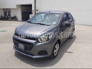 Chevrolet Beat LT Sedan nuevo color Gris precio $192,200