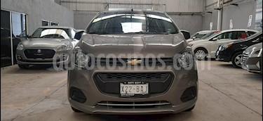Chevrolet Beat LT usado (2019) color Gris precio $155,000