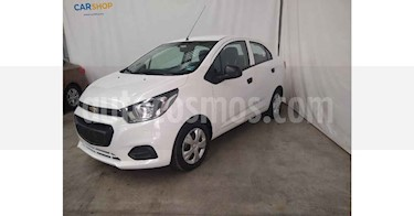 Chevrolet Beat 4p NB LT L4/1.2 Man usado (2019) color Blanco precio $139,900