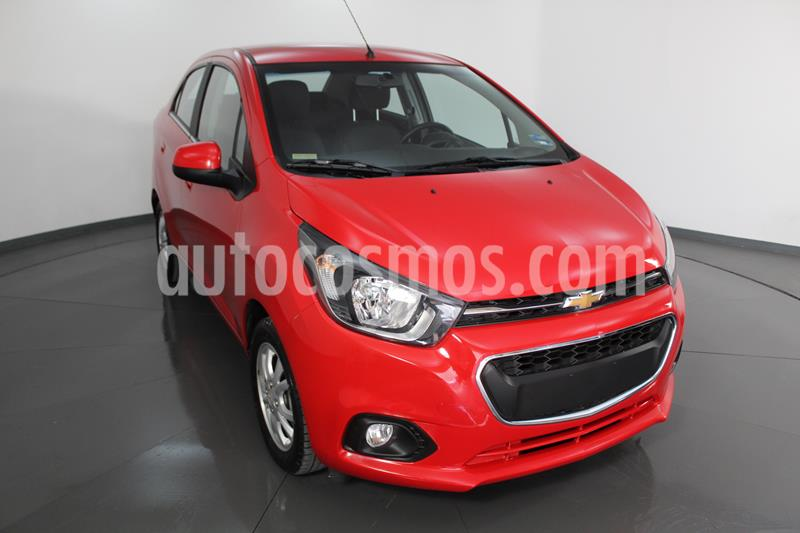 Chevrolet Beat LTZ Sedan usado (2020) color Rojo precio $175,000