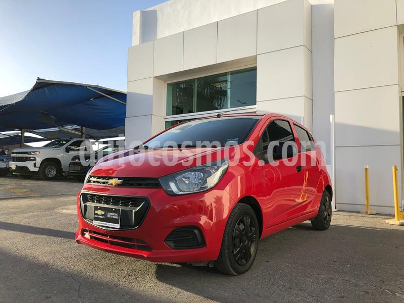 Chevrolet Beat LT usado (2018) color Rojo precio $140,000