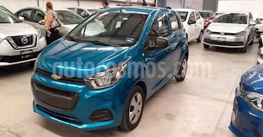 Chevrolet Beat LT usado (2020) color Azul precio $139,900