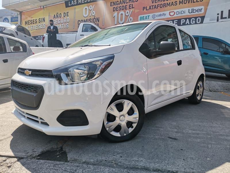 Chevrolet Beat LT usado (2020) color Blanco precio $166,000