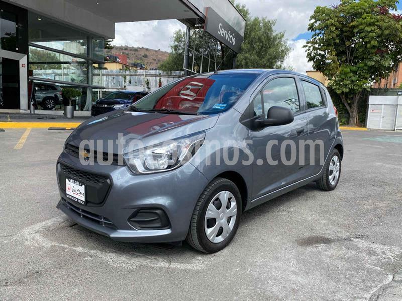 Chevrolet Beat LT Sedan usado (2020) color Gris precio $167,000