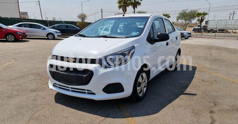 Chevrolet Beat LT usado (2020) color Blanco precio $143,900