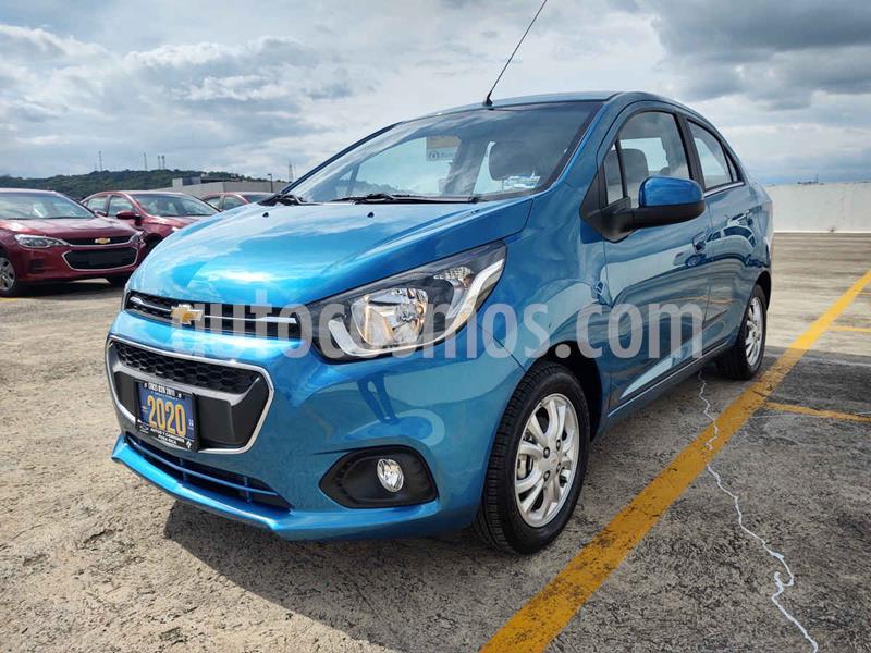 OfertaChevrolet Beat Hatchback LTZ nuevo color Azul precio $218,400
