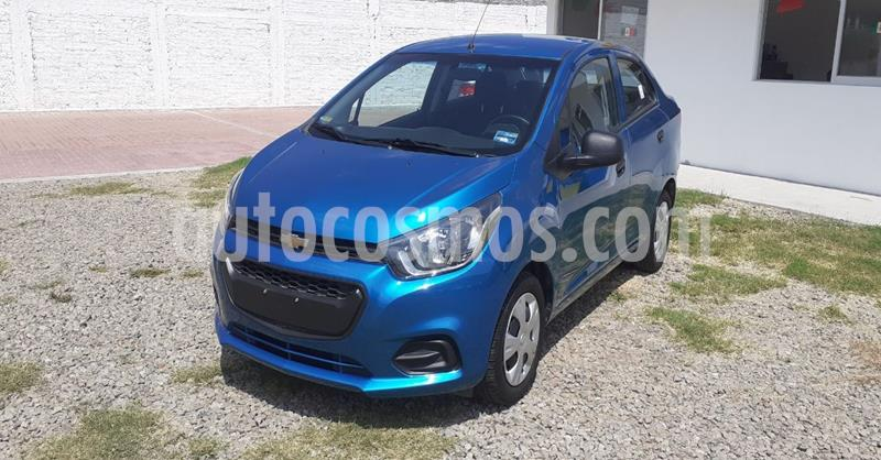 Chevrolet Beat LT Sedan nuevo color Azul precio $149,900