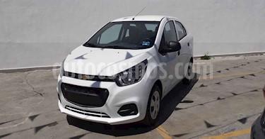 Chevrolet Beat 4p LT B TM usado (2020) color Blanco precio $144,800