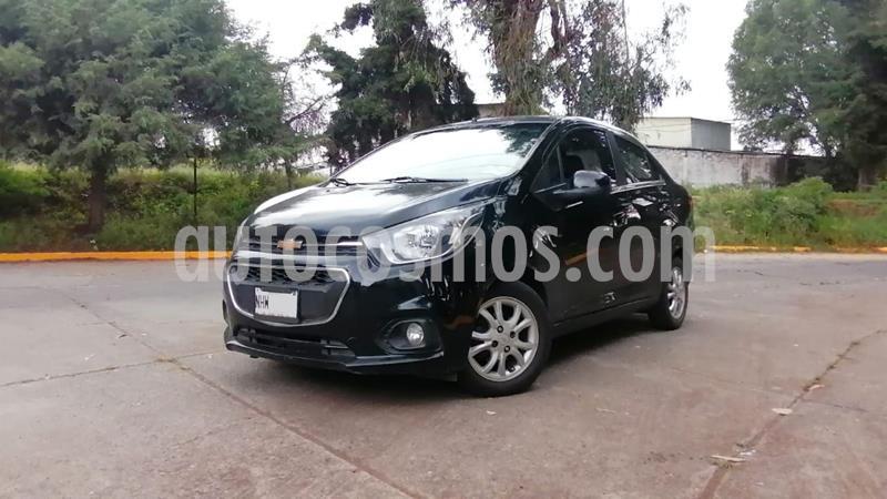 Chevrolet Beat LTZ Sedan usado (2019) color Negro precio $175,000